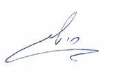 Rita Price signature